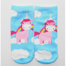 rainbow cloud unicorn